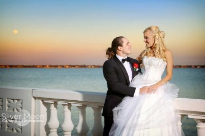 tampa garden wedding
